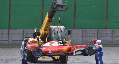 """F1 a Interlagos, Vettel: """"Ho faticato parecchio"""""""