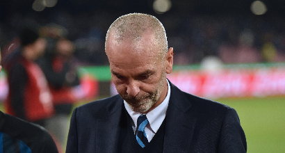 Inter, lesione al menisco per Medel Salterà la sfida contro il Napoli