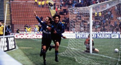 Djorkaeff e Zamorano (Inter.it)