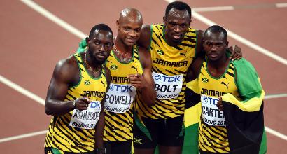 """Atletica, Bolt: """"Nessun rancore per Carter"""""""