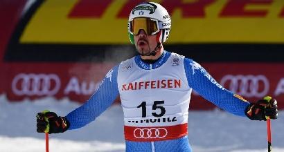 Mondiali sci, Feuz davanti nella prima prova di discesa
