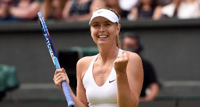 Tennis: wild card a Maria Sharapova, Murray non ci sta