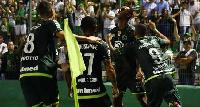 Sogno Chapecoense, la Recopa Sudamericana è vicina