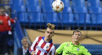 Juventus, senti Griezmann: