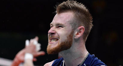 Italvolley: Zaytsev escluso dagli Europei, decisione definitiva