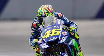 MotoGP, Rossi dimesso dall'ospedale