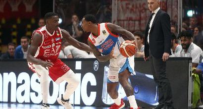 Lega Basket shock: sì a squadre con 12 stranieri