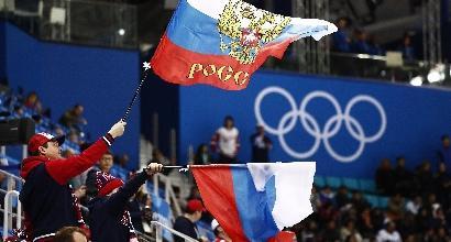 Doping, il Cio reintegra la Russia dopo la sospensione