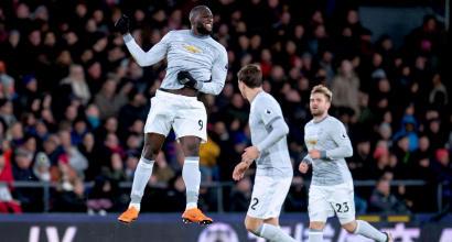 Premier League, rimontona United: Palace ko nel recupero