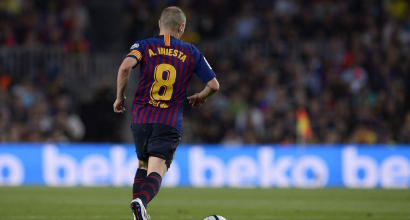 Mercato: Iniesta vola in Giappone, Rooney e Torres sbarcano in Mls