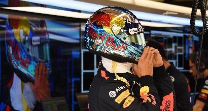"""F1, Ricciardo dopo la pole: """"Ho il fuoco nella pancia"""""""