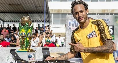 A Milano la Finale Nazionale del Neymar Jr's Five