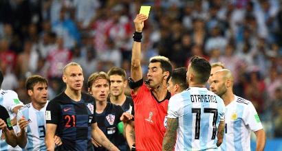 Mondiali 2018, Argentina: le ammonizioni possono costare gli ottavi