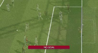 Piatek sfortunato: palo e palla sulla linea per meno di un centimetro!