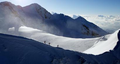 Scialpinismo, inizia la grande corsa