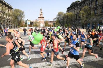 Milano Running Festival: 50 eventi in tre giorni dedicati alla corsa