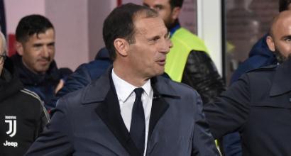 "Juventus, Allegri: ""Fondamentale vincere a Cagliari. L'infermeria si sta svuotando"""