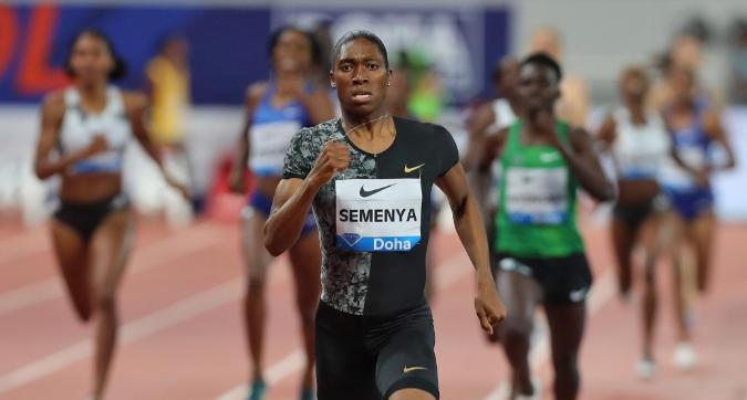 """Atletica, Semenya vince negli 800m a Doha: """"Niente cure ormonali, continuo a correre e lottare"""""""