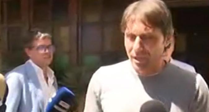 """Inter, Conte: """"Rinfreschiamo i tempi di Madrid"""""""