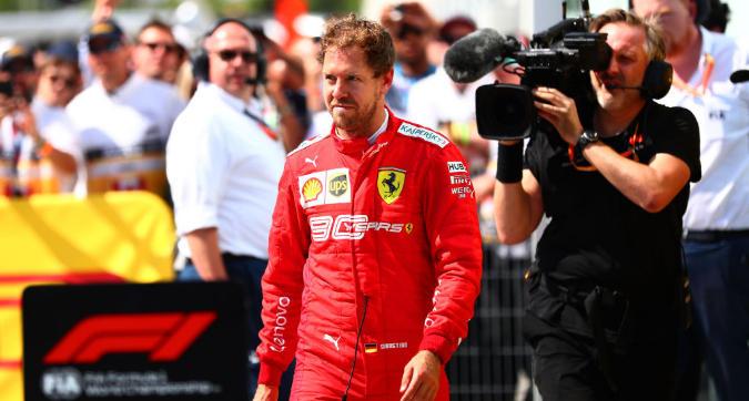 Ferrari, niente appello sulla penalità a Vettel: ma il caso non è chiuso