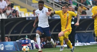 Europei Under 21: Inghilterra-Romania 2-4
