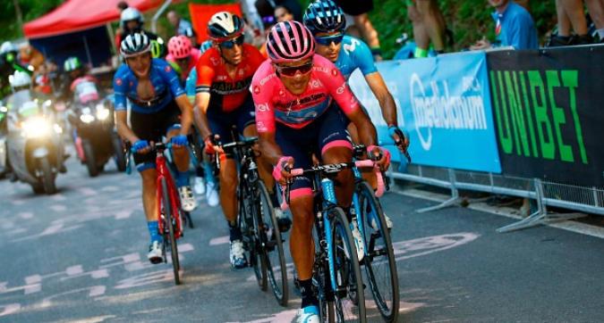 Ciclismo, Giro d'Italia 2020: svelate le prime tre tappe in Ungheria