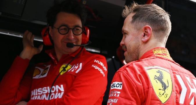 F1, Binotto: novità a Silverstone