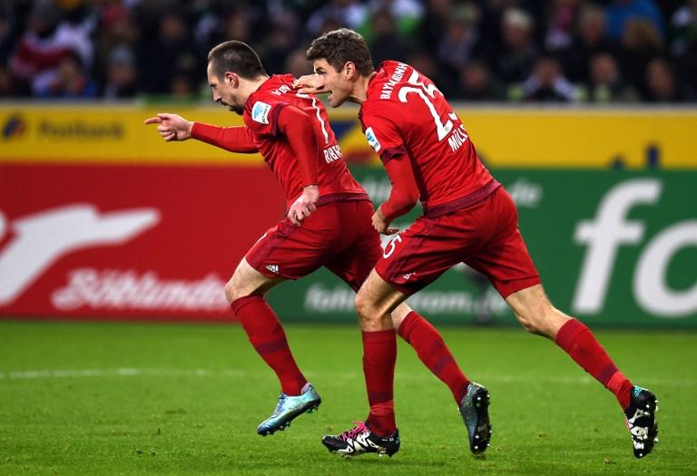 Bundesliga, scivolone per il Bayern Monaco