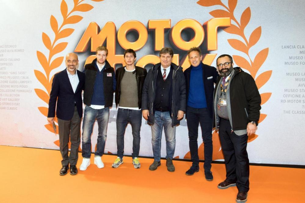Il derby Torino-Juve si gioca al Motor Show