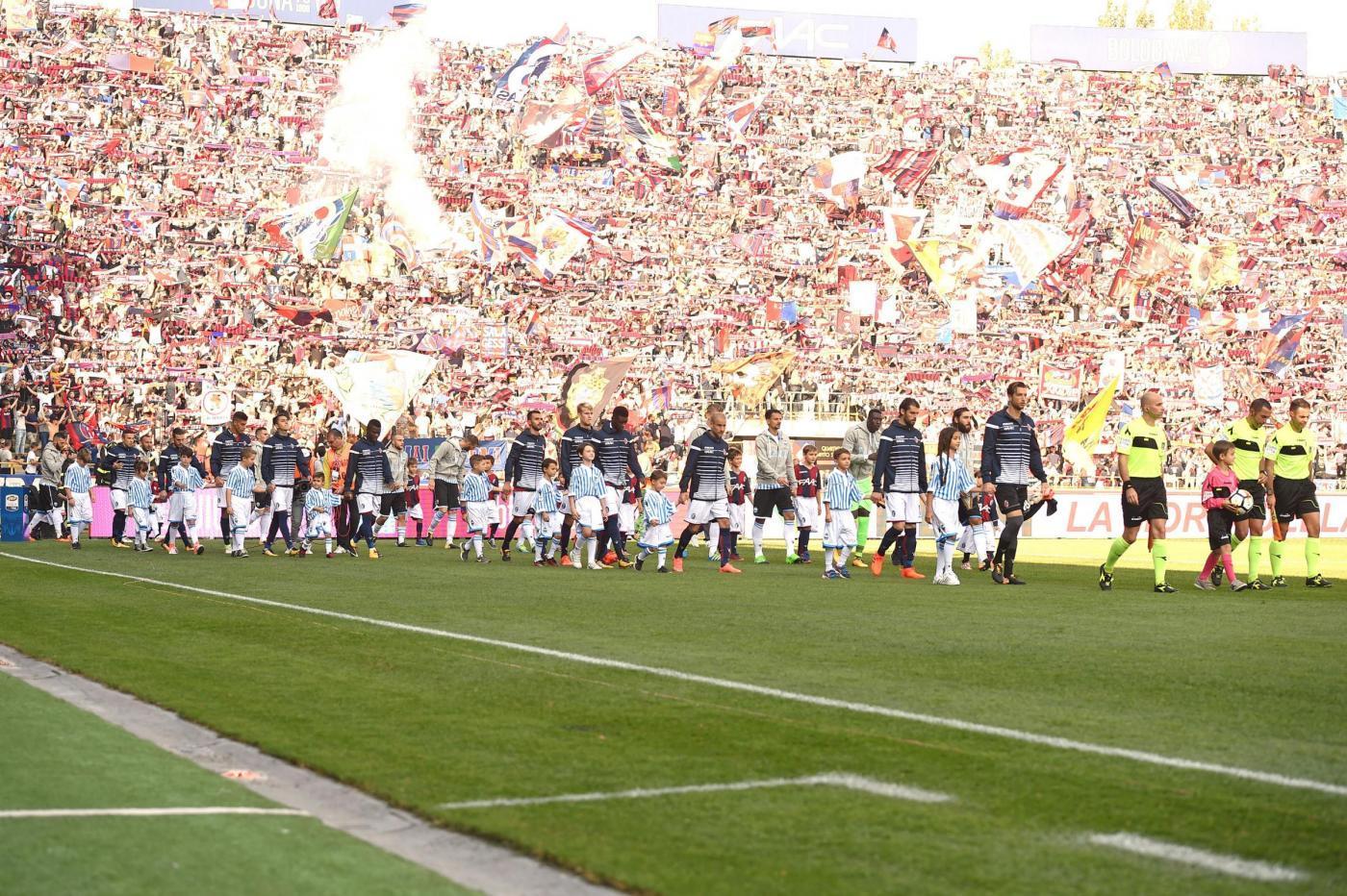 Serie A: il Bologna vince il derby con la Spal