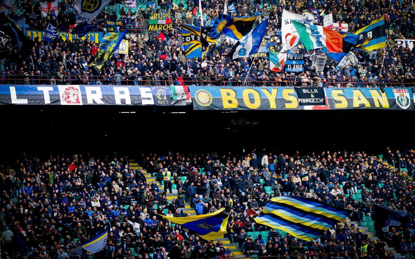 La Serie A piace: più tifosi negli stadi. Tutte le Curve del campionato