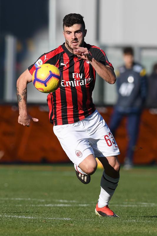 Patrick Cutrone - Milan