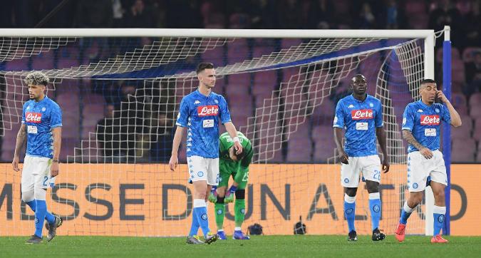 Napoli-Juventus, le pagelle degli azzurri