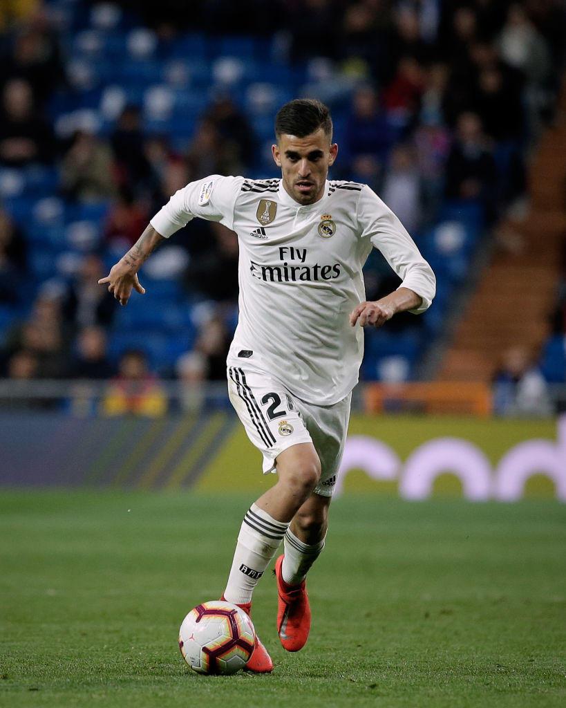 Dani Ceballos: dietro nelle gerarchie, è dato però in forte rimonta e vuole convincere Zidane