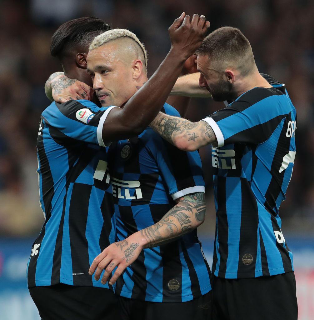 Inter-Empli: la fotostoria del match