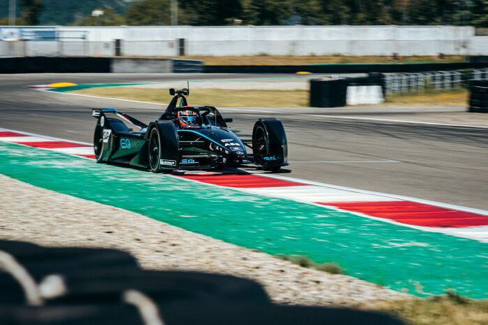 Formula E, cresce la Mercedes elettrica