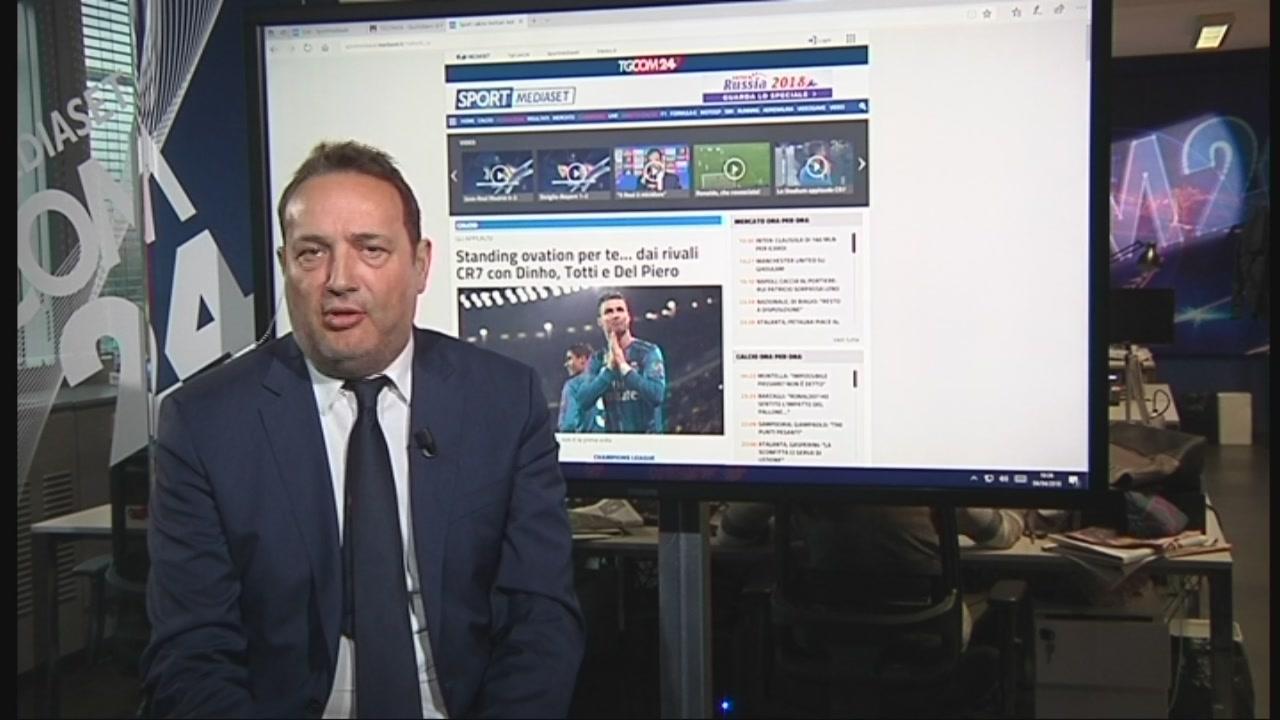 """""""Ma la difesa della Juve..."""""""