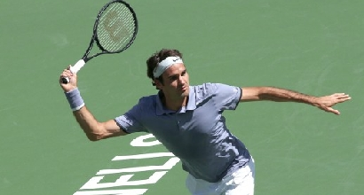 Federer, AFP