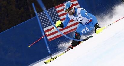 Sci, Mondiali 2015: Grange re dello slalom, Italia senza medaglie