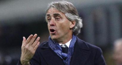 Mancini, foto Lapresse