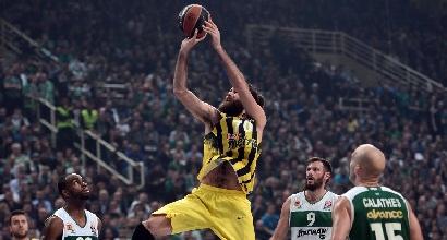 """Basket, Datome in esclusiva: """"Non ho paura di tornare a Istanbul"""""""