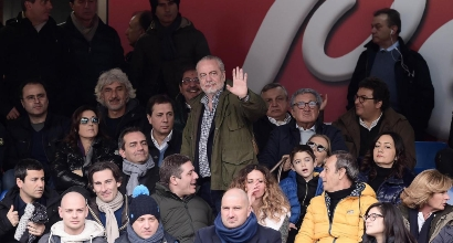 Juventus, De Laurentiis: