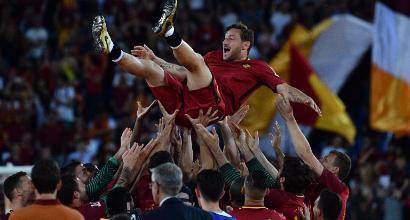 Il Totti day minuto per minuto. La lettera del capitano