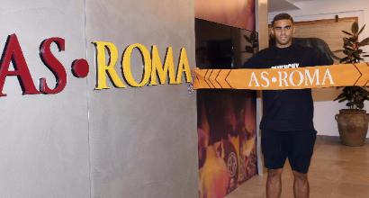 Roma, Defrel si presenta: