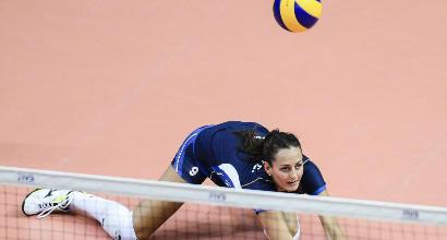 Volley, le azzurre battono la Turchia. Ora c'è la Repubblica Dominicana