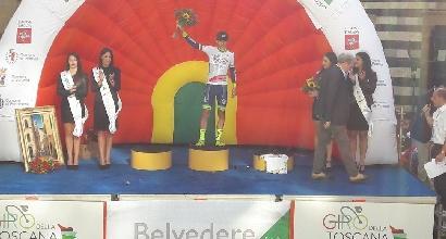 Giro della Toscana 2017: Guillaume Martin trionfa in solitaria