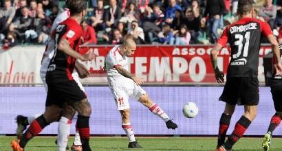 """Serie B, Galano-gol condanna il """"suo"""" Foggia al '92: """"Purtroppo gioco nel Bari"""""""