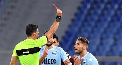 Lazio,ultras denunciano gli arbitri