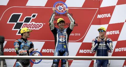 Moto3, in Argentina vince Bezzecchi