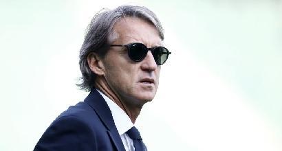 """Italia, Mancini: """"Pagato la stanchezza, ma è sempre utile vincere"""""""